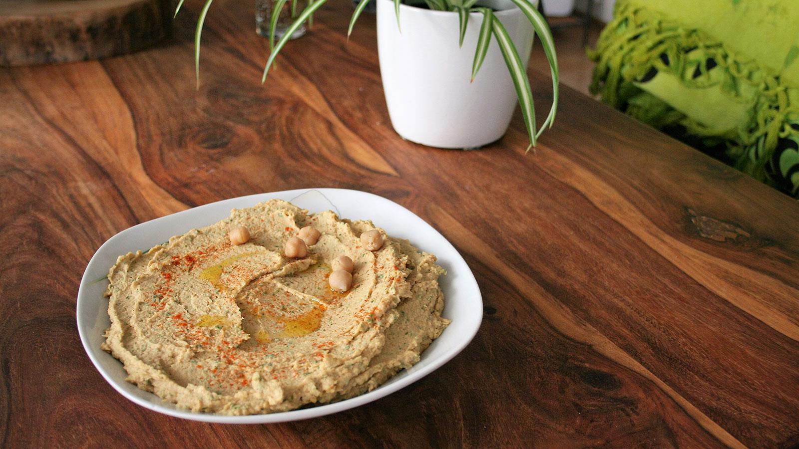 Hummus Ruckzuck